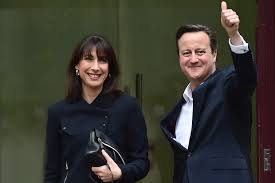 David Cameron Winning 2015