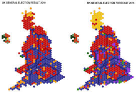 Election prediction and results. UK 2015.
