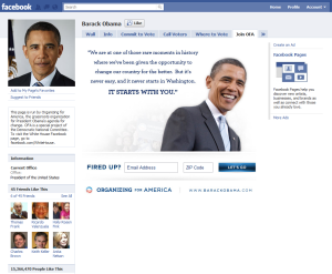 Facebook: good for mobilizing social opinion or misleading?