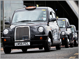 Affording a cab. An essential part of enabling  disabled people on welfare benefits.